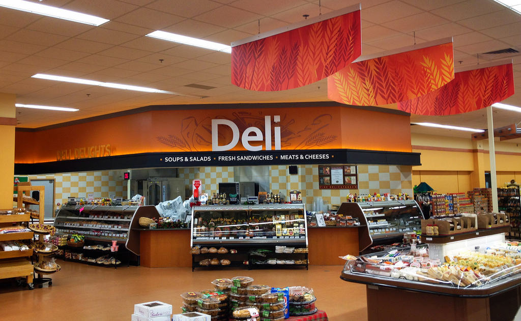 Supermarket Deli Feng Shui Placement
