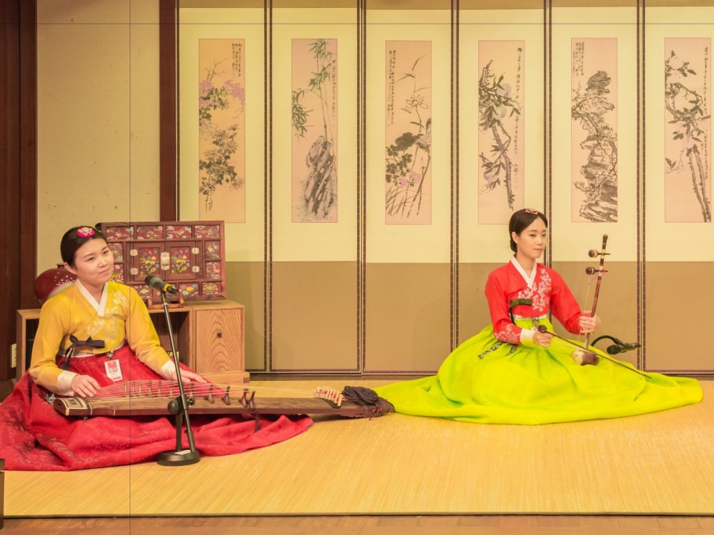 Incheon Airport Live Music Dance Performance