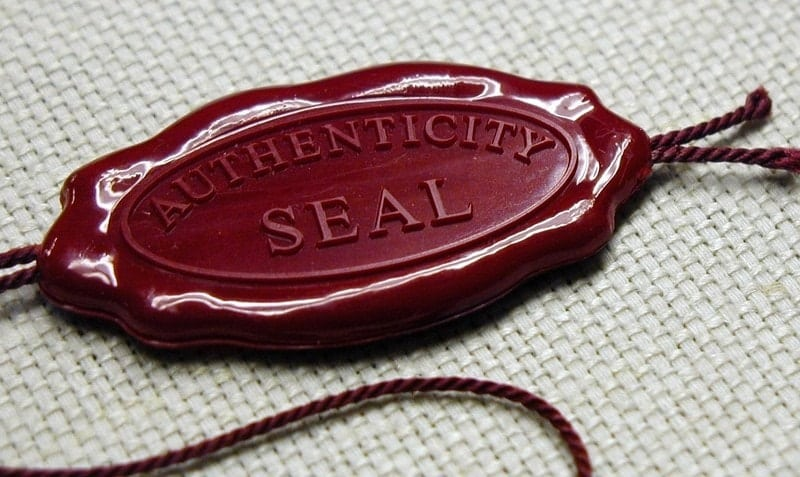 authenticity-seal (Demo)